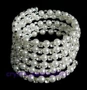 Wedding Bracelet Rhinestone Crystal