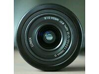 Panasonic Lumix 12-32mm lens Black