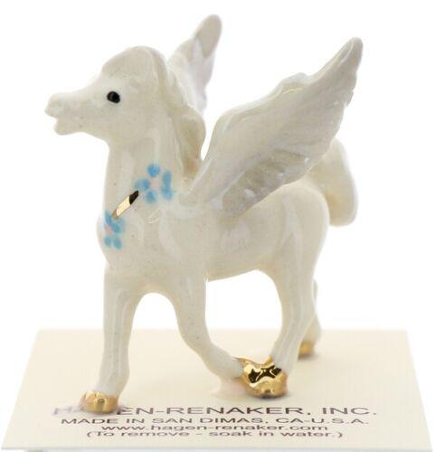 Hagen-Renaker Miniature Ceramic Figurine Pegasus Standing