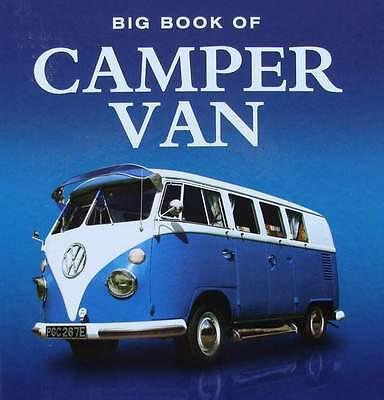 BOEK/LIVRE : CAMPER VAN (volkswagen,vw bus,T1,T2,T3,T4,westfalia,oldtimer busje