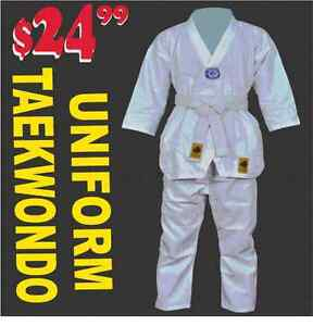 KARATE UNIFORM, MEDIUM WEIGHT (905) 364-0440 WWW.FIGHTPRO.CA