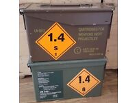 Army Ammo Boxes