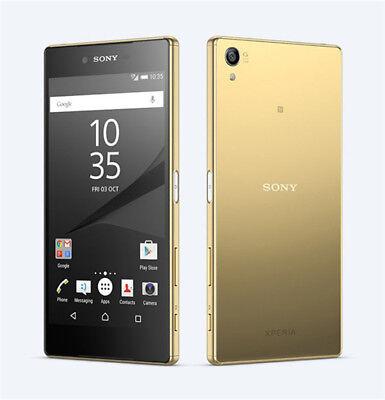Unlocked Smartphone Sony Ericsson Xperia Z5 E6653 32GB 4G LTE Octa-core - Gold