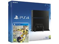 BRAND NEW PS4 ultimate players edition 1TB! +Fifa 17