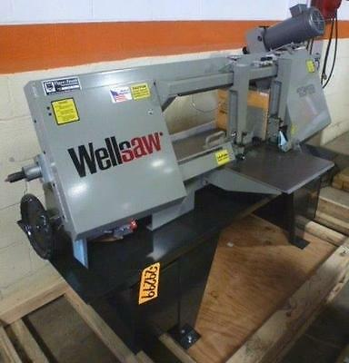 New Wellsaw Horizontal Band Saw 1318 29299