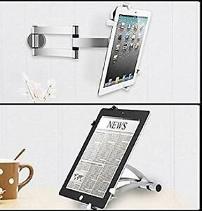 Universal Adjustable Tablet Wall Mount/Table stand