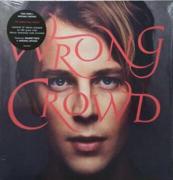 LP nieuw - Tom Odell - Wrong Crowd