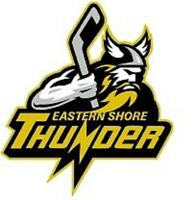 Immediate need for Eastern Shore Thunder Junior C coaches
