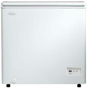 DANBY DESIGNER CHEST FREEZER BLOWOUT SALE FROM $129.99 NO TAX & MUCH MORE