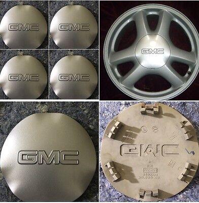 2002-2009 GMC Envoy wheel center cap hubcap 5136 XL XUV   9593392  * ONE ONLY *