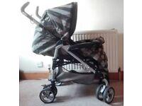 Mamas and Papas Pliko Pramette Single buggy/Pram