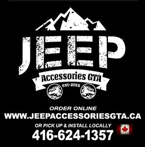 JEEP WRANGLER ACCESSORIES/PARTS & LED LIGHTS London Ontario image 1