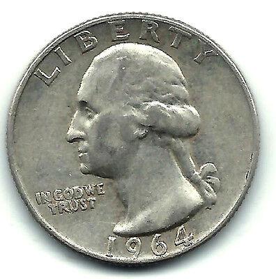 1932 1998 WASHINGTON QUARTERS  1964 D    SKU9015