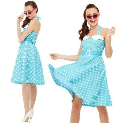 Damen 1950er Jahre Kostüm Pin Up Girl 50er - 1950er Jahre Kostüme