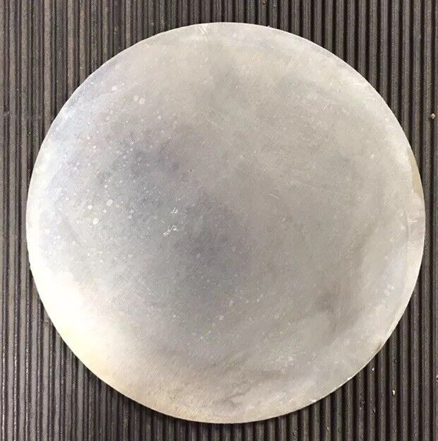 "1/4"" Stainless Steel 304 Plate Round Circle Disc 6"