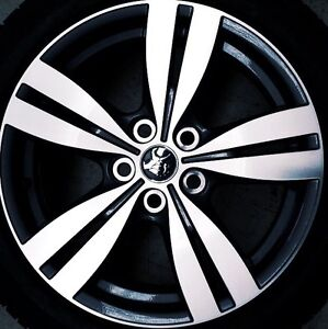 Holden Vf  Wheel  Tyre Hoppers Crossing Wyndham Area Preview