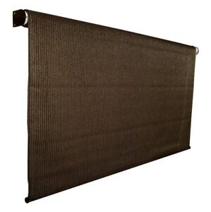Reduced 1 NEW Coolaroo Privacy Sun Shade In Mocha