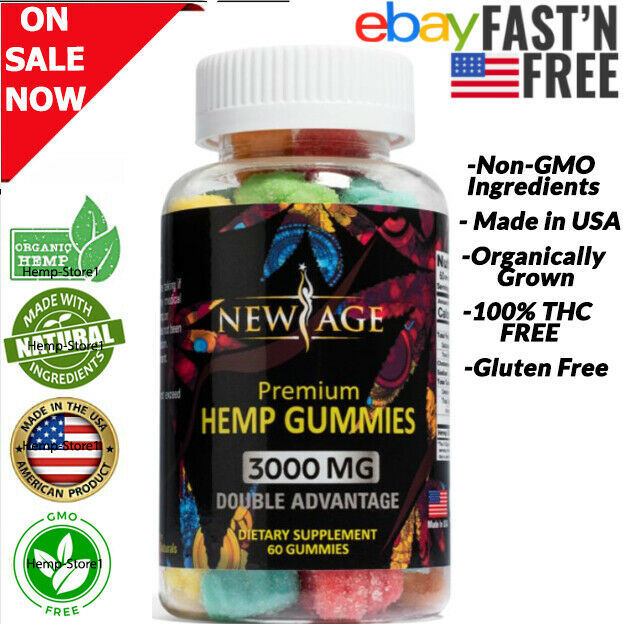 Natural Advanced-Hemp Big Gummies for Pain Anxiety Stress Relieve & better Sleep