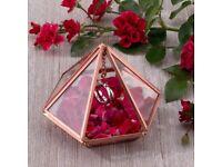 Prism ring holder