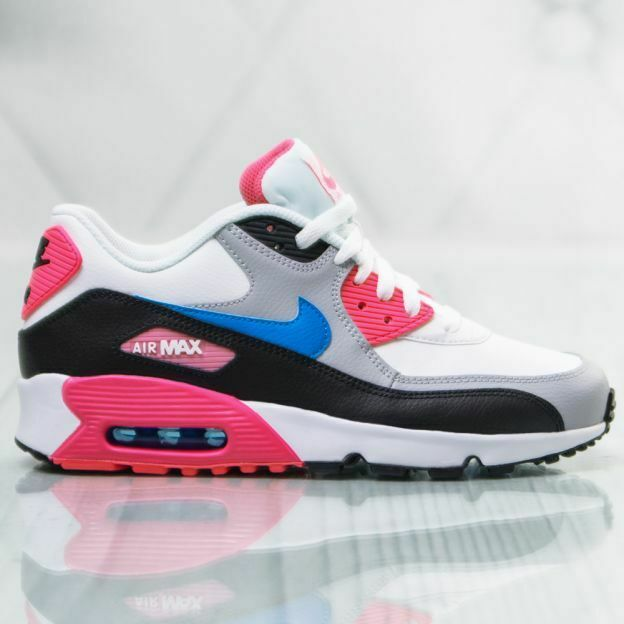 New Nike Air Max 90 LTR (GS) Size UK 5 EU 38 – Womens