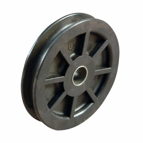 """Cable Sheave / Cable Pulley for Industrial / Marine Use or Auto Lift 3/8"""" Cables"""