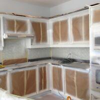 Quality Painter, Tiler, Laminate, Vinyl Installer 647 863 7045