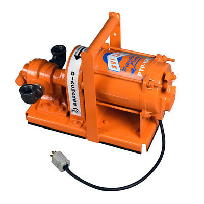 Portable 110v Waste Oil Gear Lube Motor Oil Transfer Pump W Free Ship