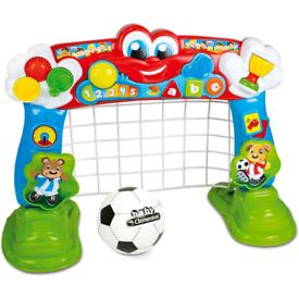 Toddler Indoor Football Goal Game