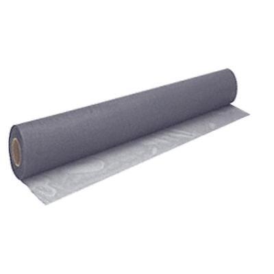 Crl Gray Fiberglass 48 Screen Mesh Wire - 100 Roll