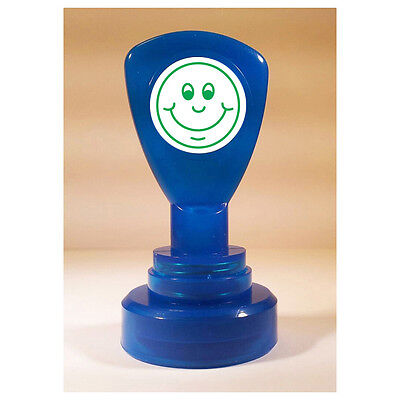 ST67 Smiley Happy Face Pre-inked School Marking Stamper