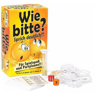 artext Party Partyspiel  Maulsperre   (Klar, Party)
