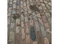 Old Tram Yard Cobbles