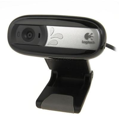 New Logitech C170 Webcam 5Mp Video Usb Web Cam Pc Mac