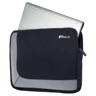 "Targus Protective Carry Case Universal Laptop Notebook Neoprene Sleeve Bag 15.4"""