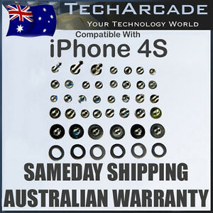iPhone 4S Full Screw Set with Bottom Pentalobe Screws Original Genuine OEM New