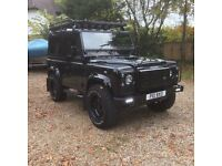 ROVER DEFENDER 90 TD5 XS BLACK Twisted-Edition