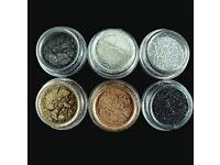 Eyeshadow pigments (6 pack)