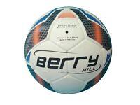 Branded match ball