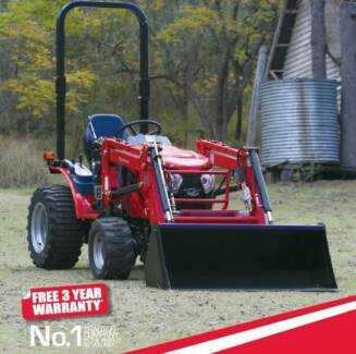 """Mahindra eMax 25 & 60"""" mower Beenleigh Logan Area Preview"""