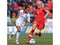 ELITE LADIES FOOTBALL - GET INVOLVED