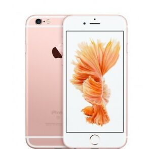 64gb rose gold iphone 6s