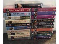 21x Catherine Cookson Videos - VHS