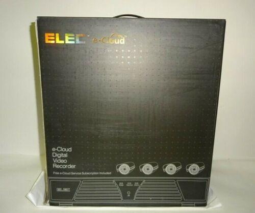 Elec e-Cloud Digital Video Recorder DVR H.264 New