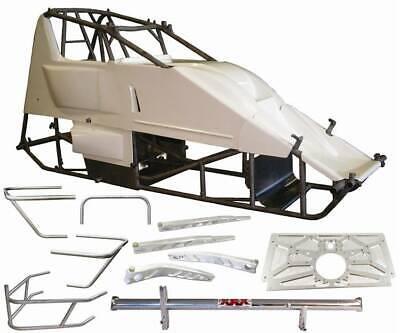 Triple Xxx Sprint Car Chassis Kit4130 Chrom Moly Deluxe Kit4 Torsion Bars