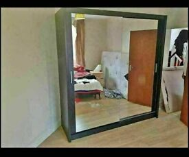 🔵💖🔴SUPERB QAULITY🔵💖🔴FULLY MIRRORED HIGH QUALITY WARDROBES IN DIFFERENT WIDTHS - CHEAP PRICE