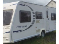 6 Berth Bailey Pageant (with motor mover) Bretagne (2010) For Sale