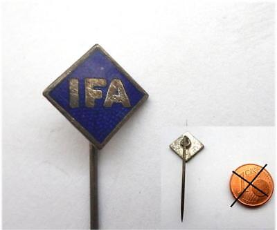 DDR IFA Abzeichen / Nadel ca. 1960 ? emailliert East german badge enamelled