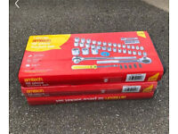 Socket set x 3