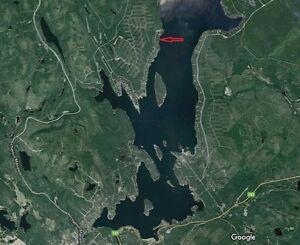 Terrain lac Taureau, bord de l'eau, Saint-Michel-Des-Saints