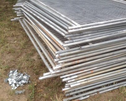Temporary Fencing SMS